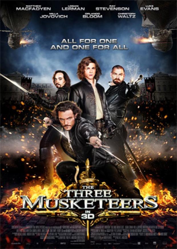 The Three Musketeers - Kijk nu online bij Pathé Thuis   620 x 874 jpeg 180kB