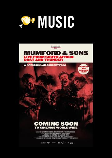 Mumford & Sons: Dust and Thunder