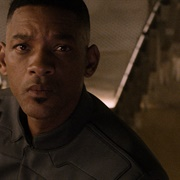 After Earth still