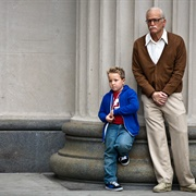 Still Jack Ass Bad Grandpa