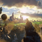 Still OZ The Great and Powerful