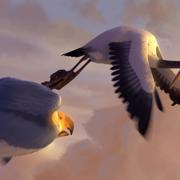 Zambezia: De Verborgen Vogelstad (NL)