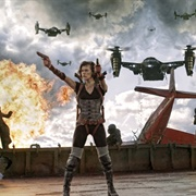 Resident Evil Retribution still 3