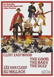 The Good, the Bad and the Ugly  (4K)