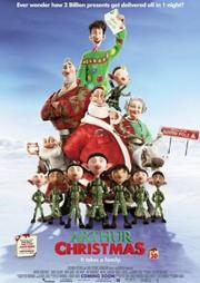 Arthur Christmas 3D (OV)