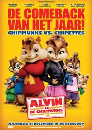 Alvin en de Chipmunks 2