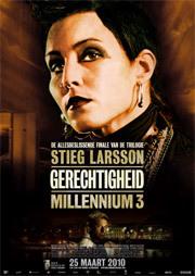 Millennium 3: Gerechtigheid