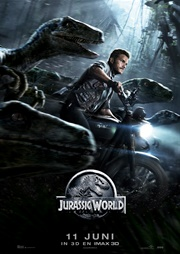 Jurassic World Night