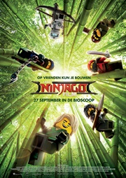 De LEGO Ninjago Film (Nederlandse versie)