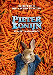 Peter Rabbit (Nederlandse versie)