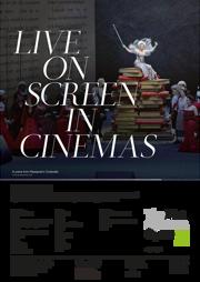 Opera: Cinderella (Massenet)