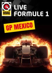 Bovag Live Formule 1: GP Mexico