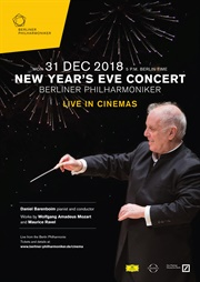 New Year's Eve concert with Daniel Barenboim