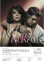 Samson et Dalila (Saint-Saëns) (2018)