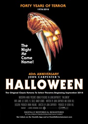 Halloween - 40th Anniversary