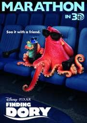 Finding Nemo & Dory Marathon