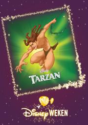Tarzan (Originele versie) - Pathé Disneyweken