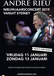 André Rieu Nieuwjaarsconcert 2019