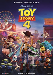 Toy Story 4 (Originele versie)