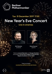 New Year's Eve Concert with Kirill Petrenko and Diana Damrau