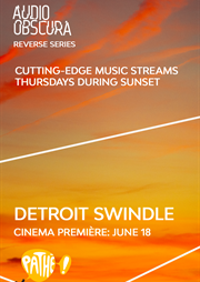 Audio Obscura x Detroit Swindle