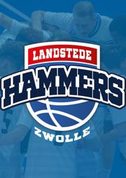 Landstede Hammers FIBA Europe Cup 2019 - 2020
