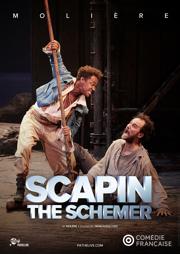 Comédie Française: Scapin the Schemer (2020)