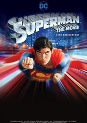 Superman - 40th Anniversary
