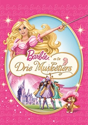 Barbie en de drie musketiers