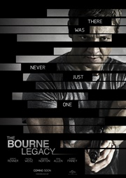 The Bourne Legacy - poster 1