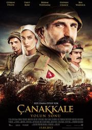 Canakkale Yolun Sonu poster