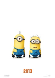 Despicable Me 2 - teaser poster