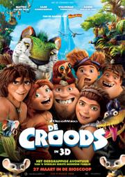 De Croods poster