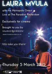 Laura Mvula: Live at The Paradiso