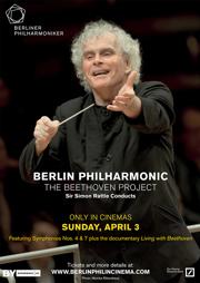 Berlin Philharmonic: Beethoven Symphonies 4 & 7