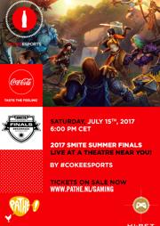 SMITE Summer Finals Dreamhack Valencia 2017
