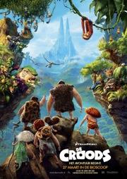 De Croods - poster