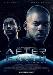 After Earth poster 1