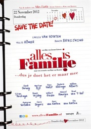 Alles is Familie poster 2