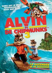 Alvin en de Chipmunks 3 (NL)