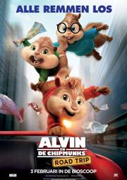 Alvin en de Chipmunks: Road Trip (Nederlandse versie)
