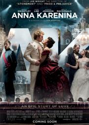 Anna Karenina poster 1