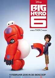 Big Hero 6 (Nederlandse Versie)