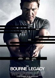 The Bourne Legacy poster 4