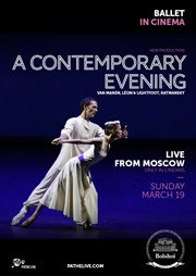 Pathé Ballet: A Contemporary Evening - live