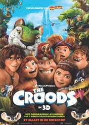 The Croods poster 3 OV