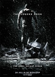 The Dark Knight Rises poster 4