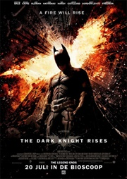 The Dark Knight Rises poster 5 (NL)