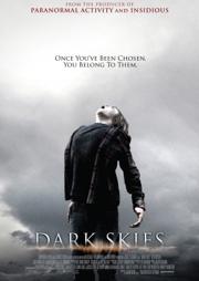 Dark Skies poster 1