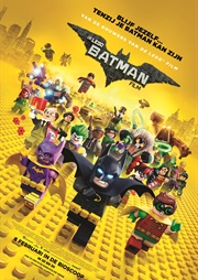 De LEGO Batman Film  (2D NL)